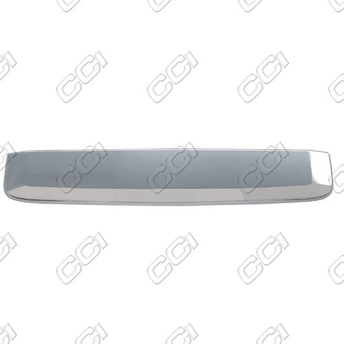 Chevrolet Tahoe 2007-2011 Chrome Rear Accent Trim No Light (top)