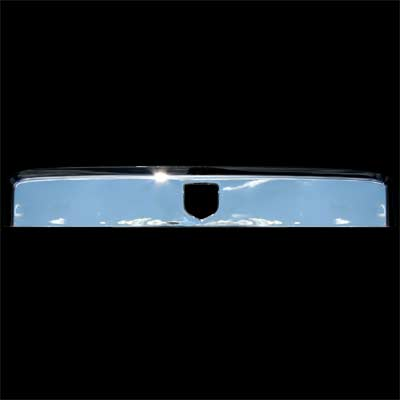 Dodge Nitro  2007-2012 Chrome Top Rear Accent Trim Cover