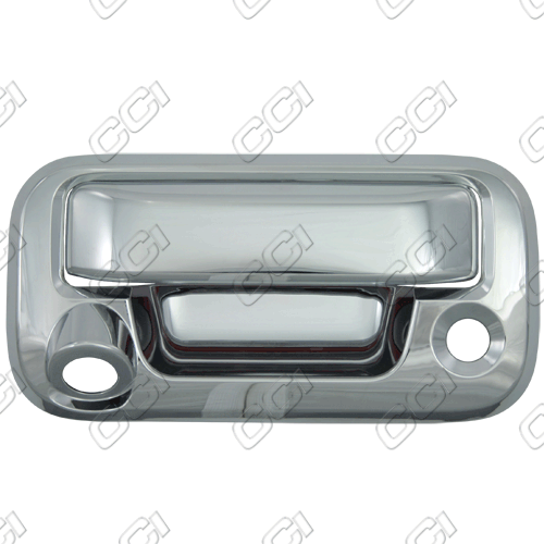 Ford Super Duty  2008-2012 Chrome Tail Gate Handle Cover