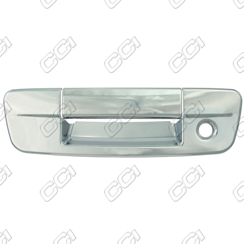 Dodge Ram  2009-2013 Chrome Tail Gate Handle W/O Keyhole Cover