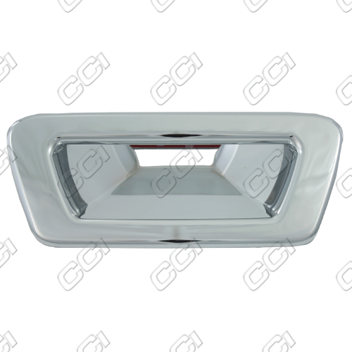 Gmc Acadia  2009-2013 Chrome Rear Door Handle Cover