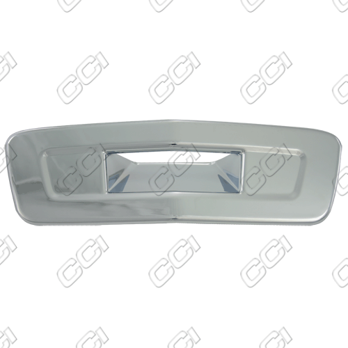 Chevrolet Traverse  2009-2013 Chrome Top Rear Accent Trim Cover