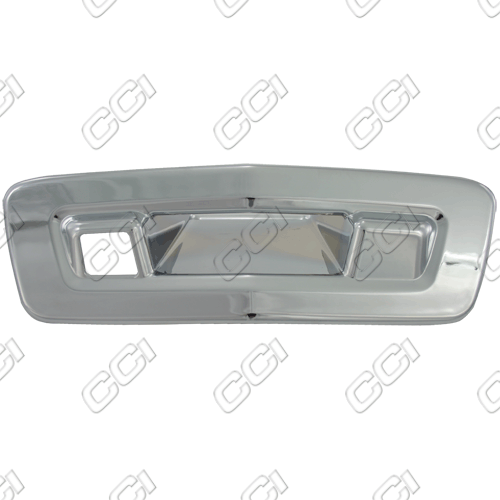 Chevrolet Traverse  2009-2013 Chrome Tail Gate Handle Cover