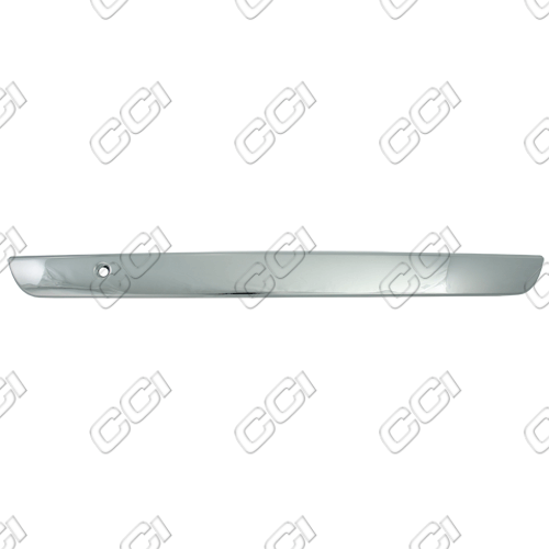 Kia Forte  2010-2012 Chrome Rear Accent Trim W/ Keyhole Cover