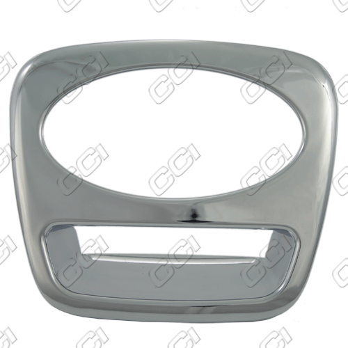Kia Soul  2010-2013 Chrome Rear Door Handle Cover