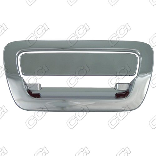 Jeep Grand Cherokee  2011-2013 Chrome Tail Gate Handle Cover