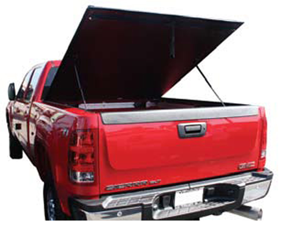 Chevrolet Silverado 2007-2008- Short Box Tonneau Cover