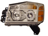 2006 Nissan Armada  Projector Headlights w/ Halo