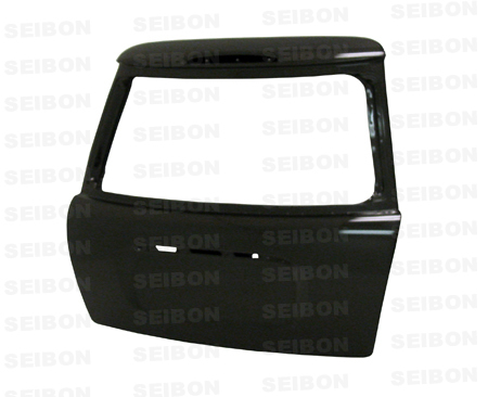 Mini Cooper  2002-2004 OEM Style Carbon Fiber Trunk