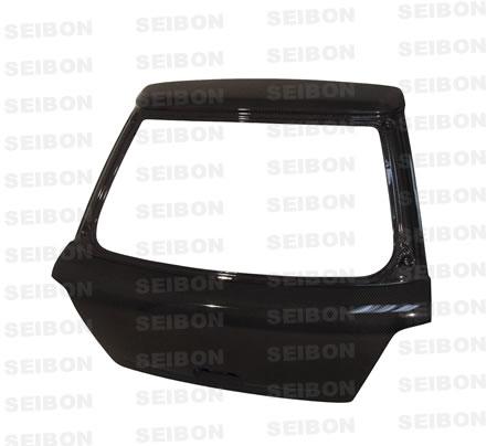 Subaru WRX Wagon 2002-2007 OEM Style Carbon Fiber Trunk