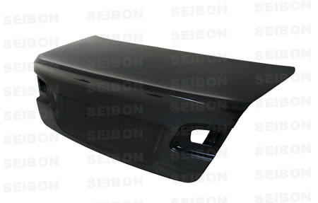 Bmw 3 Series 2dr (e92) 2007-2009 Csl Style Carbon Fiber Trunk