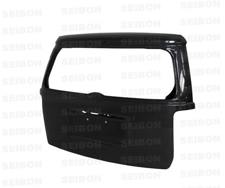 Scion XB  2008-2009 OEM Style Carbon Fiber Trunk