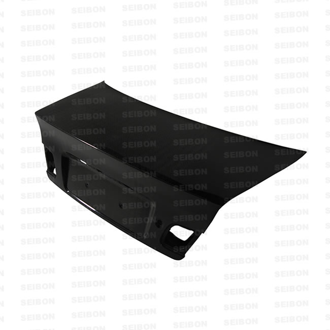 Bmw 3 Series 2dr (E46) 1999-2004 OEM Style Carbon Fiber Trunk
