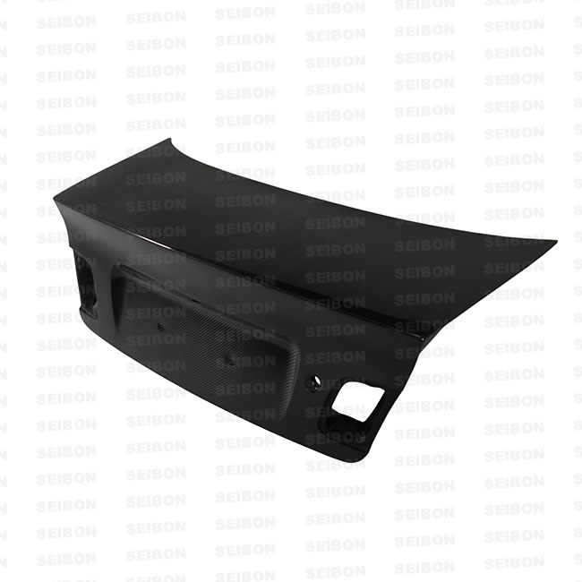 Bmw 3 Series 4dr (E46) 1999-2004 Csl Style Carbon Fiber Trunk