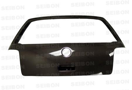 Volkswagen Golf  1999-2004 OEM Style Carbon Fiber Trunk