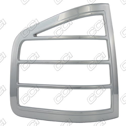 Chevrolet S10 Pickup 1994-2003   Chrome Tail Light Bezel Trim