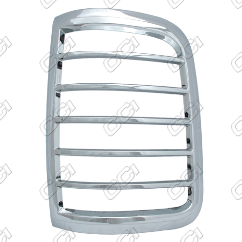 Ford F150 2004-2008   Chrome Tail Light Bezel Trim