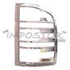 2010 Chevrolet Silverado 2500 Hd  Chrome Tail Light Trim Bezels
