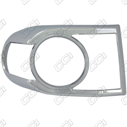 Toyota FJ Cruiser 2007-2013 Chrome Tail Light Trim Bezels
