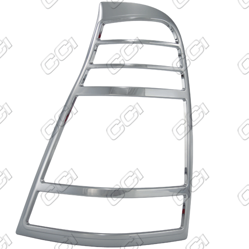 Toyota 4Runner 2008-2009   Chrome Tail Light Bezel Trim