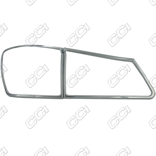 Lexus IS250 2006-2010   Chrome Tail Light Bezel Trim