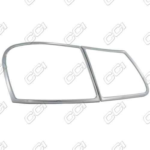 Lexus GS350 2005-2009   Chrome Tail Light Bezel Trim