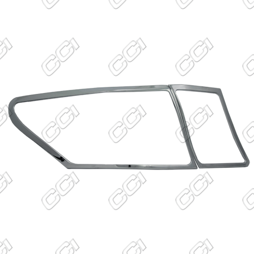 Lexus LS460 2006-2009   Chrome Tail Light Bezel Trim