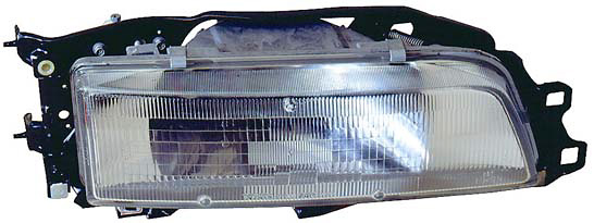 Toyota Camry 87-91 Passenger Side Replacement Headlight