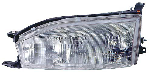 Toyota Camry 92-94 Driver Side Replacement Headlight