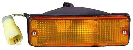 Toyota Camry 83-84 Driver Side Replacement Bumper Light