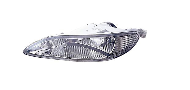 Toyota Camry 02-04 Driver Side Replacement Fog Light