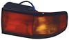 Toyota Camry 95-96 Driver Side Replacement Tail Light