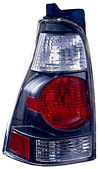 2005 Toyota 4Runner  Black Euro Tail Lights