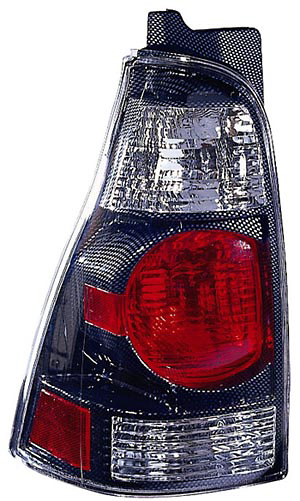 Toyota 4Runner 03-05 Carbon Fiber Euro Tail Lights