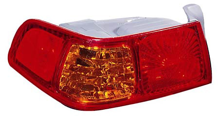 Toyota Camry 00-01 Passenger Side Replacement Tail Light