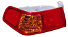 Toyota Camry 00-01 Driver Side Replacement Tail Light