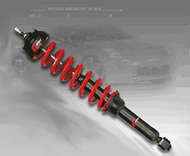 Honda Civic Coupe 01-02 Tokico D-Spec Suspension Kit
