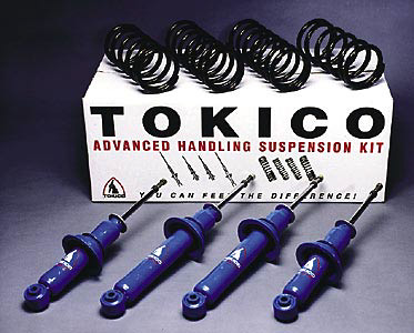 Tokico Illumina Advanced Handling Kit Honda Accord 90-97