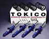 1997 Tokico Illumina Competition Handling Kit Honda Civic
