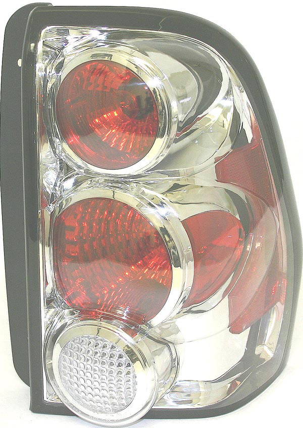 Chevrolet Trailblazer 2002-2005 Euro Tail Lights