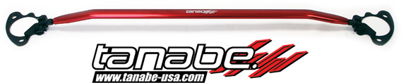 Honda Civic Coupe Dx/Lx (es) 2001-2005 Sustec Front Strut Bar