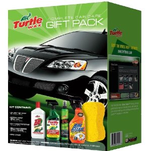 Turtle Wax Complete Car Care Gift Pack