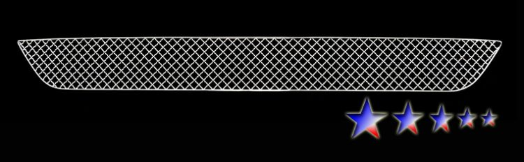 Lexus IS250  2006-2008 Chrome Lower Bumper X Mesh Grille
