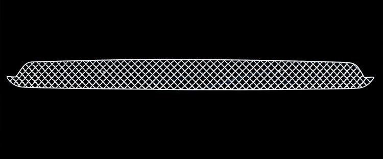 Toyota Tacoma  2012-2012 Chrome Lower Bumper X Mesh Grille