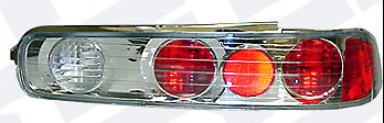 Acura Integra 2DR 1994-2001 TYC Altezza Euro Clear Tail Lights