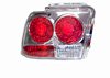 2001 Ford Mustang  Altezza Style Crystal Clear Tail lights