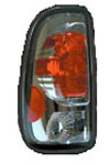Ford F-150 1997-2004 Chrome Euro Taillight (TYC)