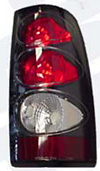 2001 Chevy P/U Full Size  Carbon Fiber Euro Taillight (TYC)