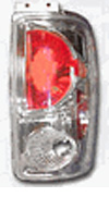 Ford Expedition 1997-2002 Chrome Euro Taillight (TYC)