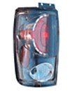 Ford Expedition 1997-2002 Carbon Fiber Euro Taillight (TYC)